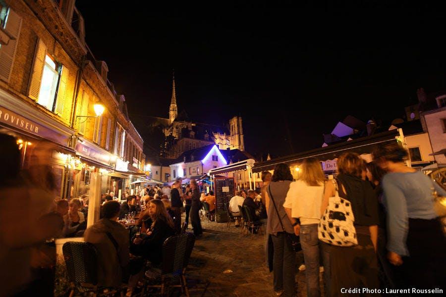 Bars quartier Saint-Leu à Amiens