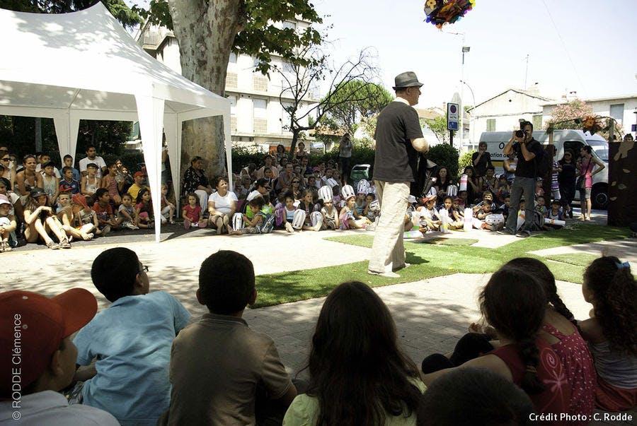 Festival Théatr'enfants