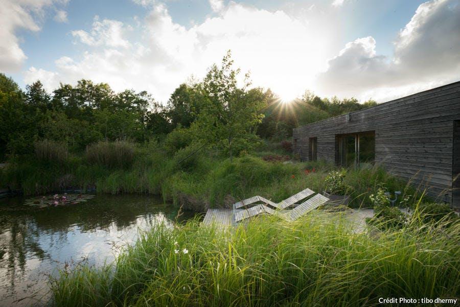 écolodge en baie de Somme