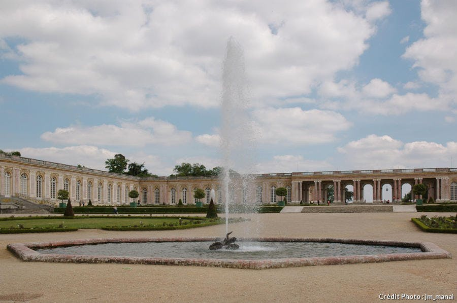 la grand trianon de Versailles