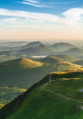 L'Auvergne, le pays nature