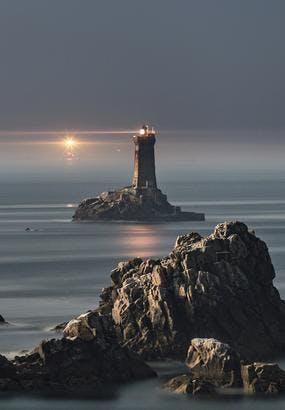 Les plus belles photos de Bretagne de Ronan Follic