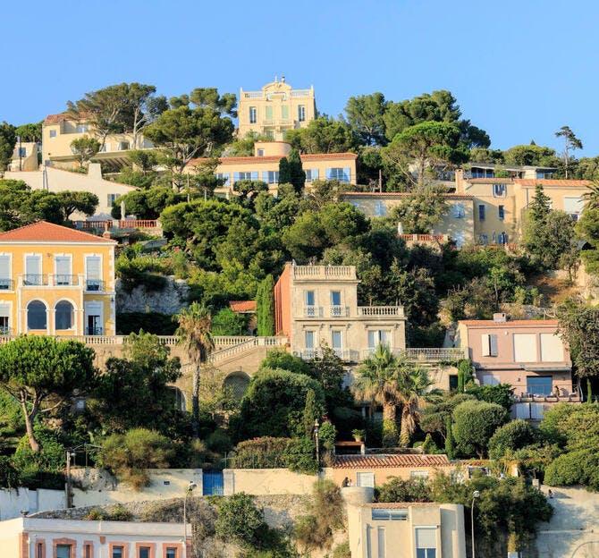 La Corniche de Marseille