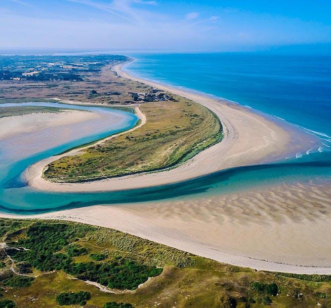 Le Havre de Surville sur la Côte des havres