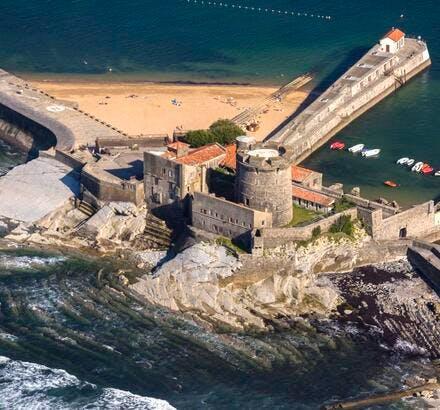 Le fort Vauban de Socoa