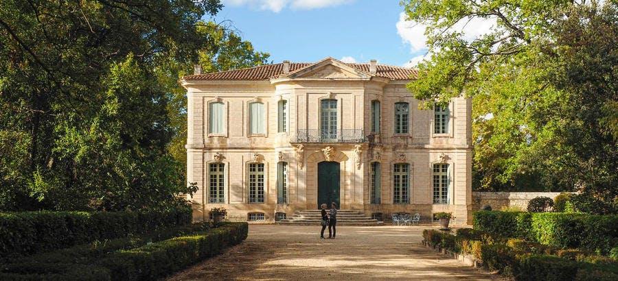 Château de l'Engarran, Folie montpelliéraine et domaine viticole