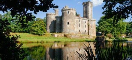 Le château de Montbrun