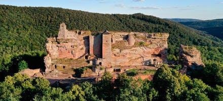 Le château de Fleckenstein
