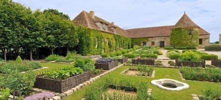 Le jardin médiéval de Bois Richeux