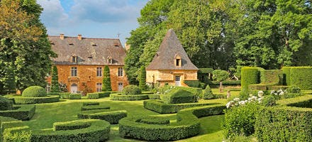 Le manoir d'Eyrignac et ses jardins