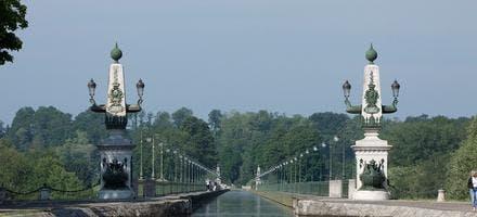 le pont canal de Briare