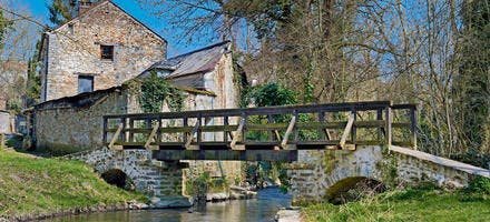 Le pont des Trois-Moulins