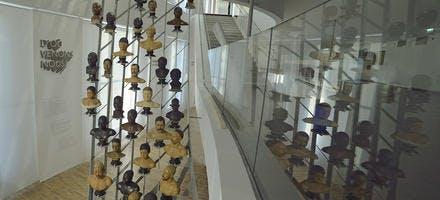 la nouvelle Galerie de l'Homme