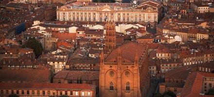 La ville de Toulouse