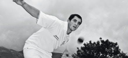 joueur pelote basque