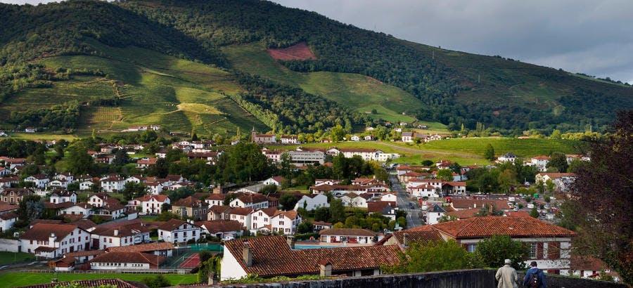 Saint-Jean-Pied-de-Port, au Pays Basque