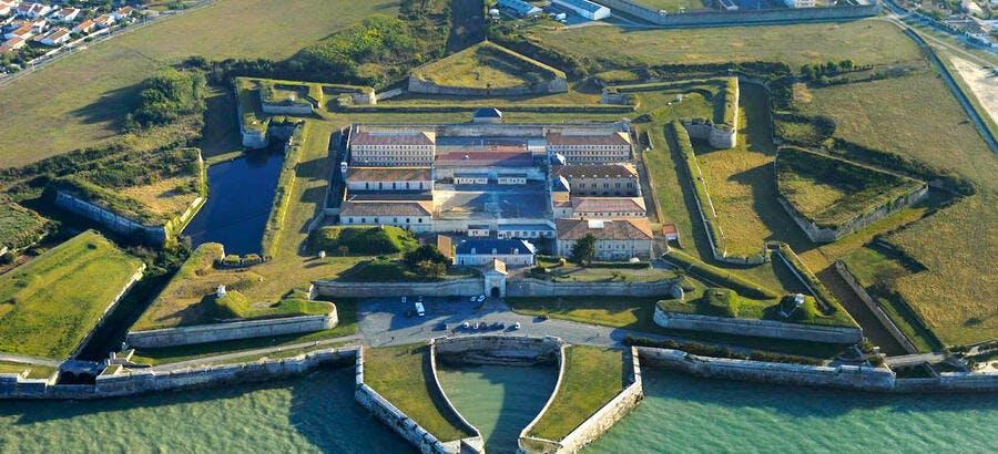 La citadelle Vauban de Saint-Martin-de-Ré