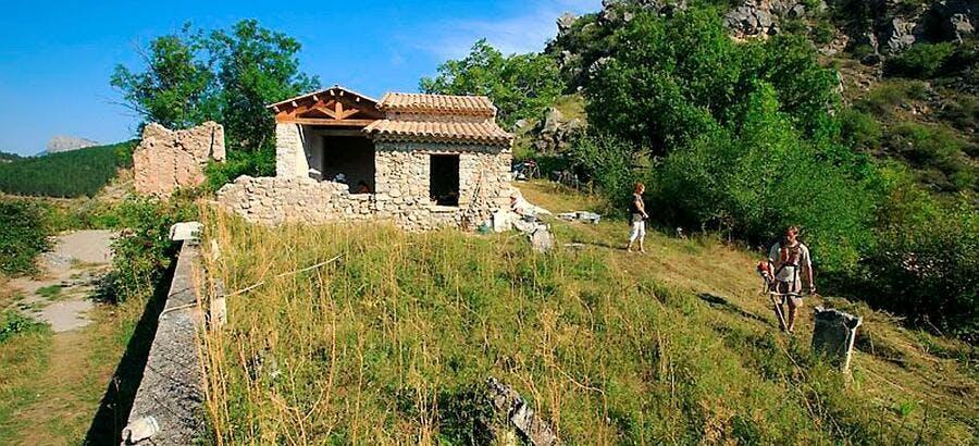 Le village de Tanaron