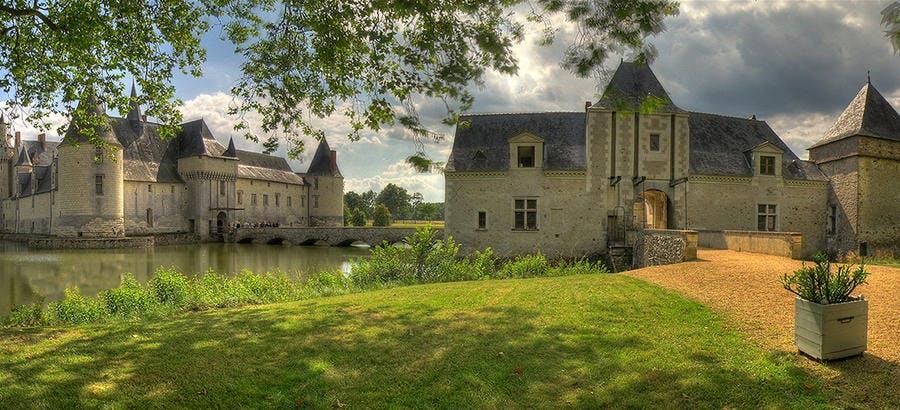 Château de Plessis-Bourré