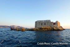 L'île Degaby au large de Marseille