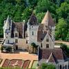 Le château des Milandes, dans le Périgord