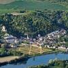 Panorama de la Roche-Guyon et son chateau